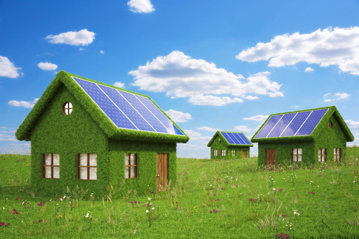 Phoenix solar homes - solar real estate agent